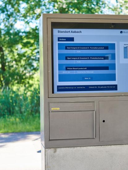 Outdoorscreen IPH