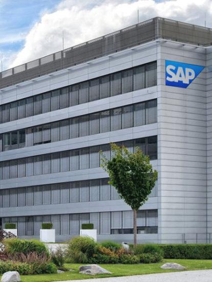 Bild SAP Hauptsitz